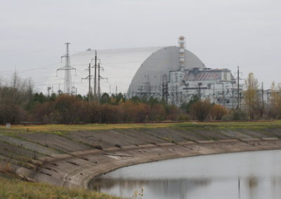 The New Safe Confinement