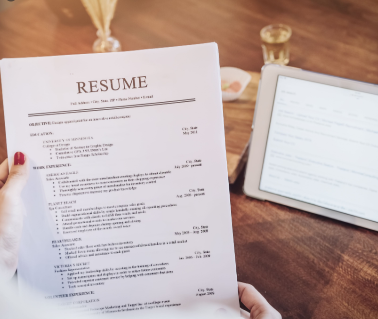 Resume - Clear Insights Coaching